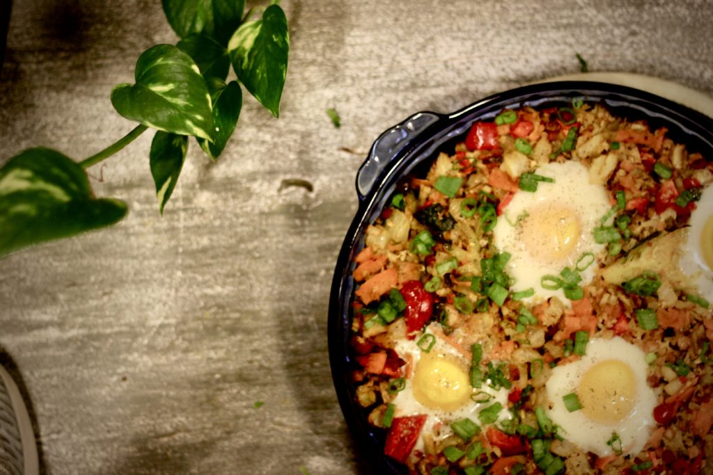 Recipe: Veggie Bash Breakfast Hash
