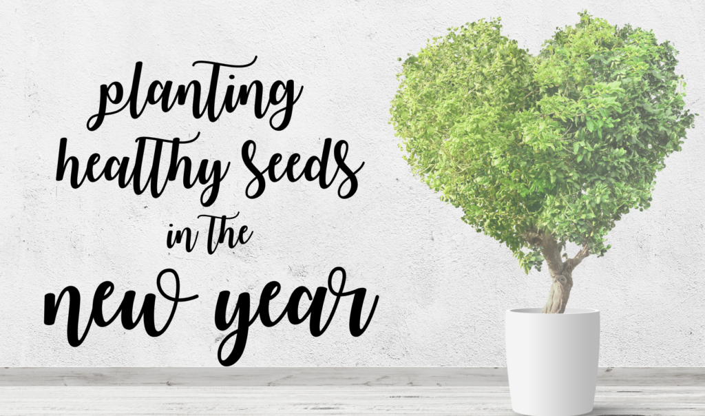 Planting Healthy Seeds in the New Year